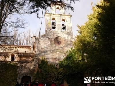 Santa María la Real de Sacramenia - Coto de San Bernardo - municipios de segovia; excursiones monta